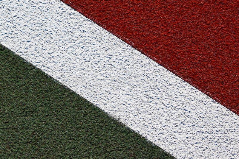 色的背景2 免版税库存照片