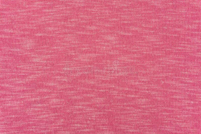 色的被编织的织品 库存照片