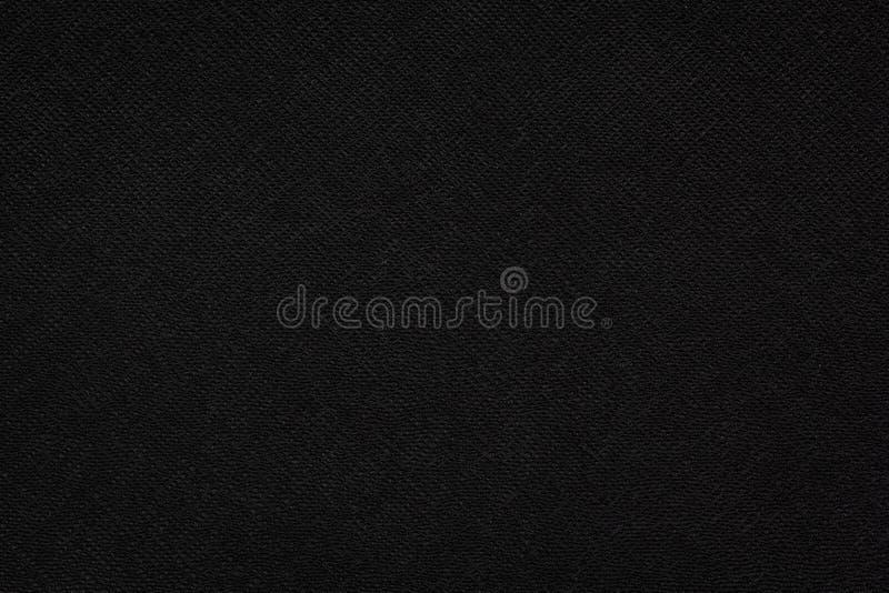黑色皮革纹理 图库摄影