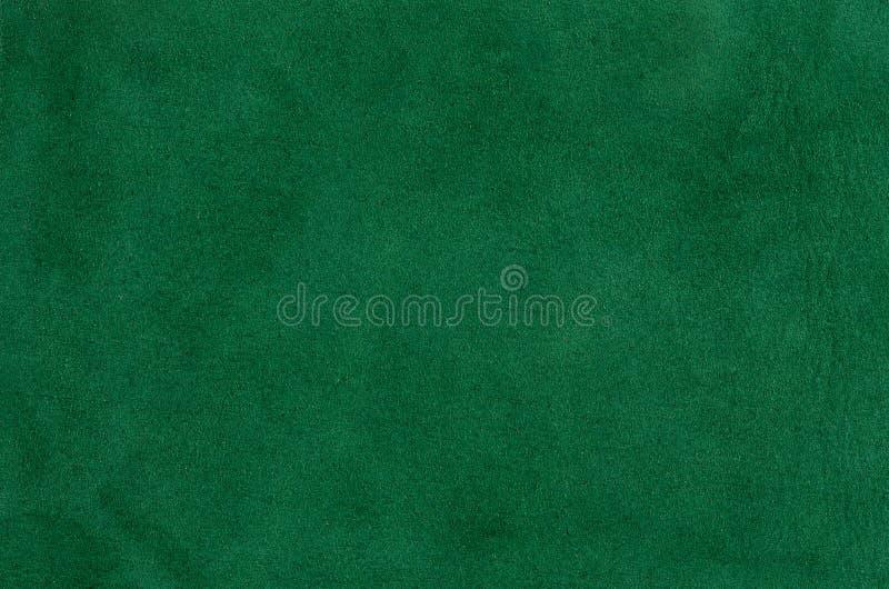 绿色皮革 库存图片