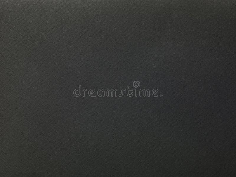 黑色纸张 免版税库存照片