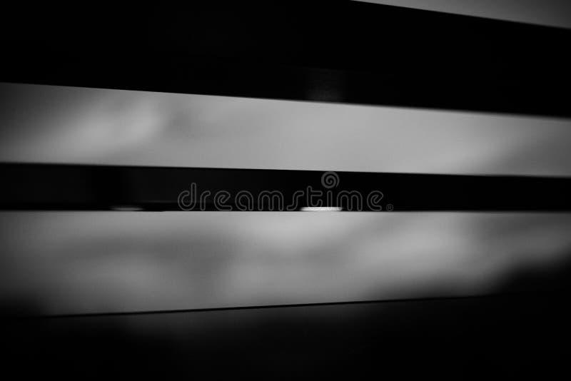 黑色线路 图库摄影