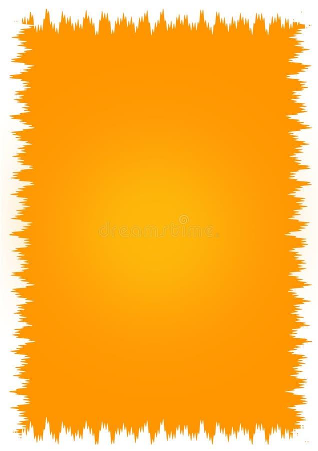 黄色背景 库存图片
