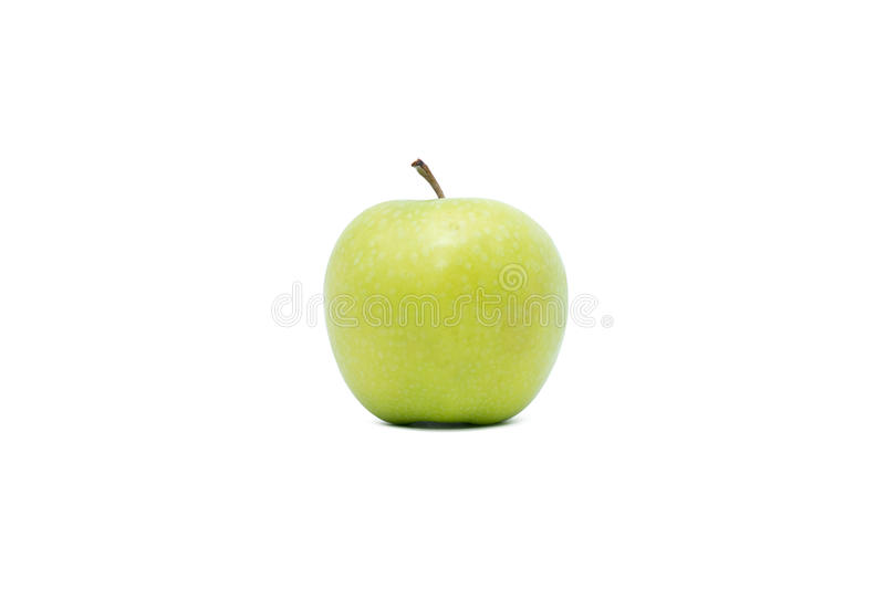 绿色苹果 免版税库存图片