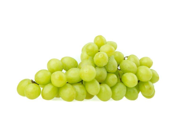 绿色葡萄 图库摄影