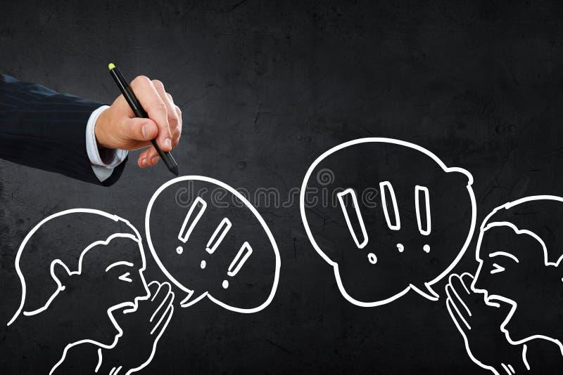 Download 黑色通信概念收货人电话 库存图片. 图片 包括有 乱画, d0, 白垩, 交谈, 聪明, 商业, 消费者 - 59105443