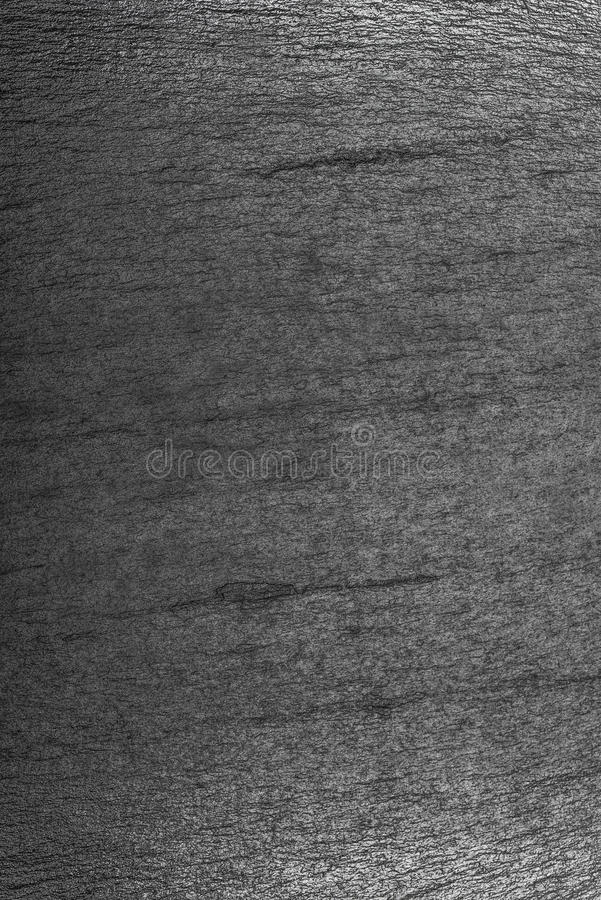 黑色页岩纹理背景 免版税库存照片