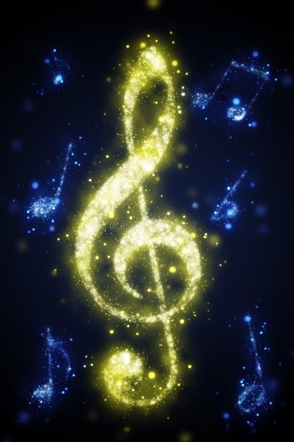 Download 黄色高音谱号 库存例证. 插画 包括有 曲调, 图象, 钢琴, 奏鸣曲, 乐队, 音乐, 艺术, 颜色, 背包 - 62539398