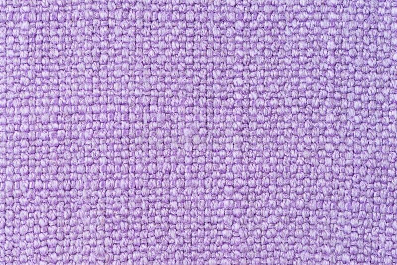 紫色织品 图库摄影