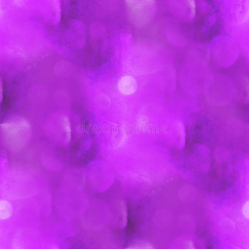 艺术先锋派的手紫色油漆背景 库存例证
