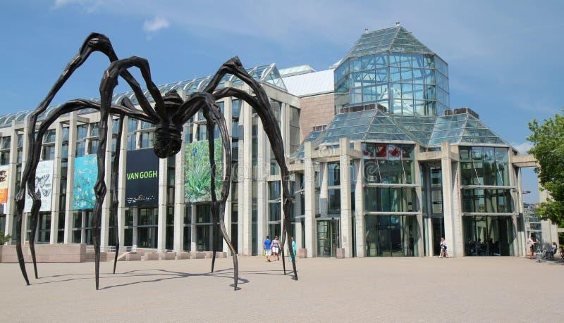 艺术加拿大博物馆渥太华 免版税库存照片
