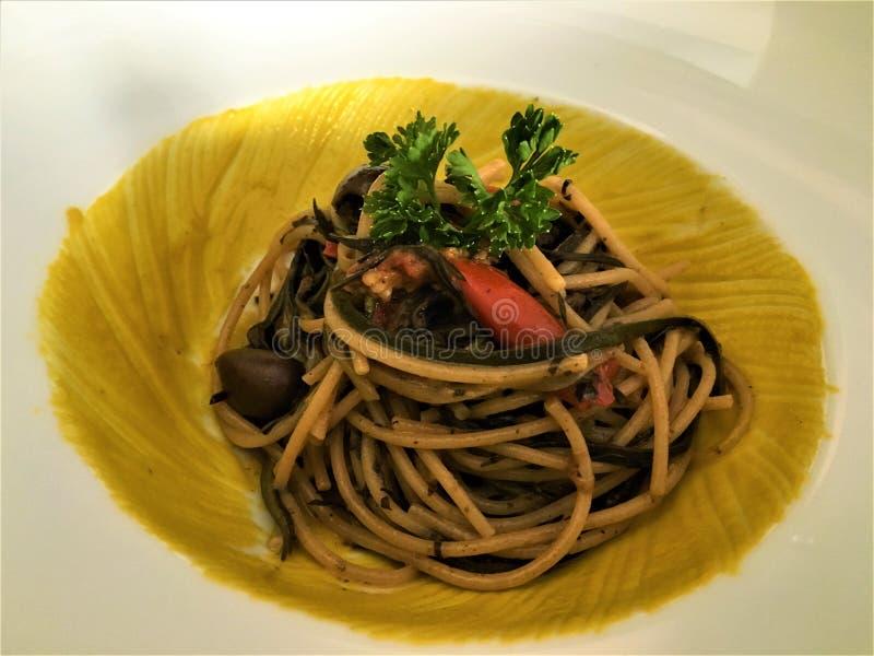 艺术和设计,素食主义者食物 库存图片