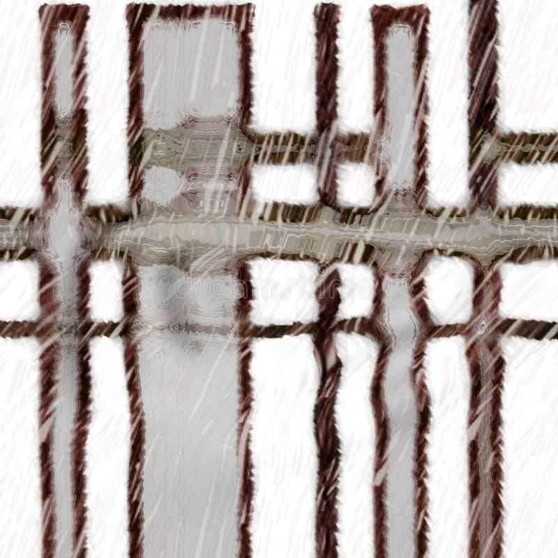 艺术品背景 免版税库存图片