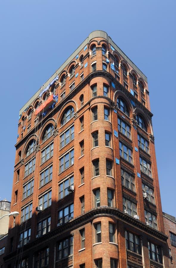 艺术大厦deco纽约 免版税库存图片