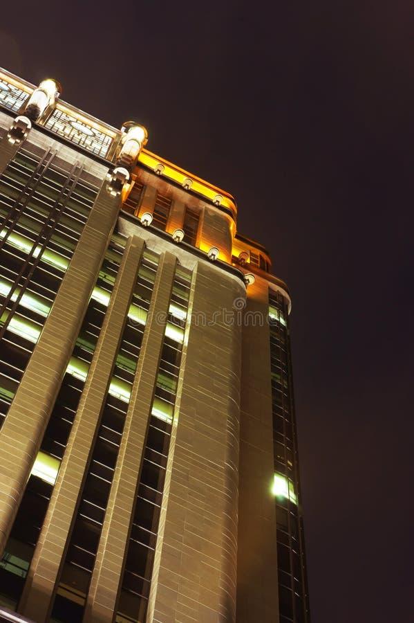 艺术大厦deco 免版税库存图片