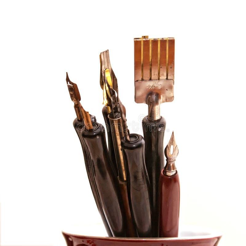 艺术工具 免版税库存照片