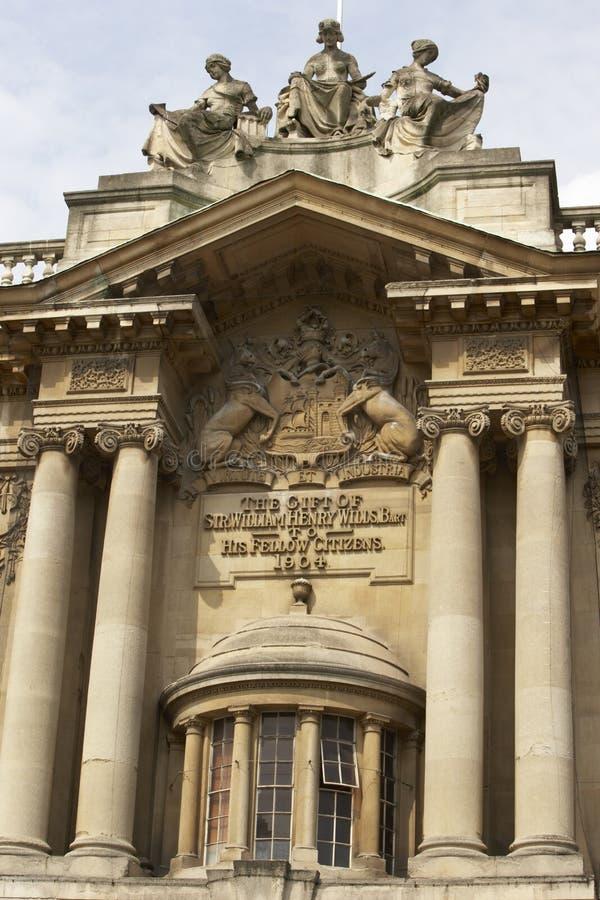 艺术布里斯托尔市画廊博物馆英国 库存照片