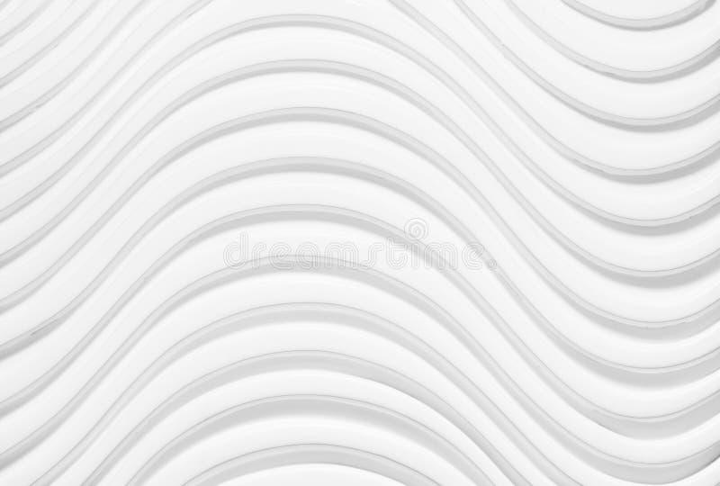 艺术形状的正弦波 库存照片