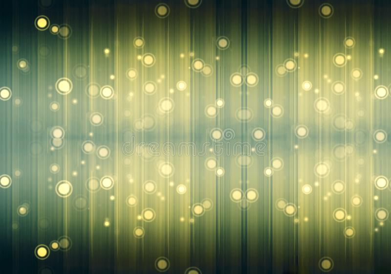 艺术性的抽象分数维3d计算机生成的能量领域背景 库存图片