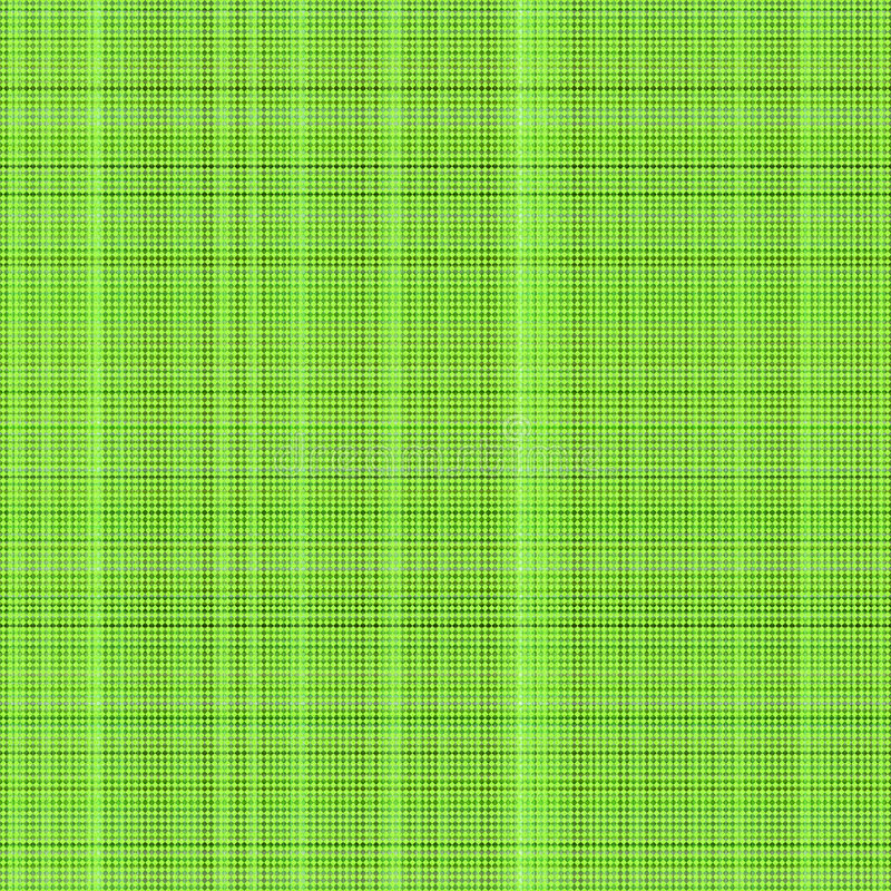 艺术性的画布绿色 皇族释放例证