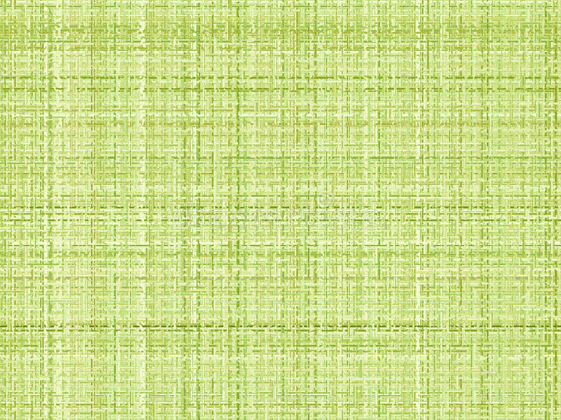 艺术性的画布绿色 库存例证