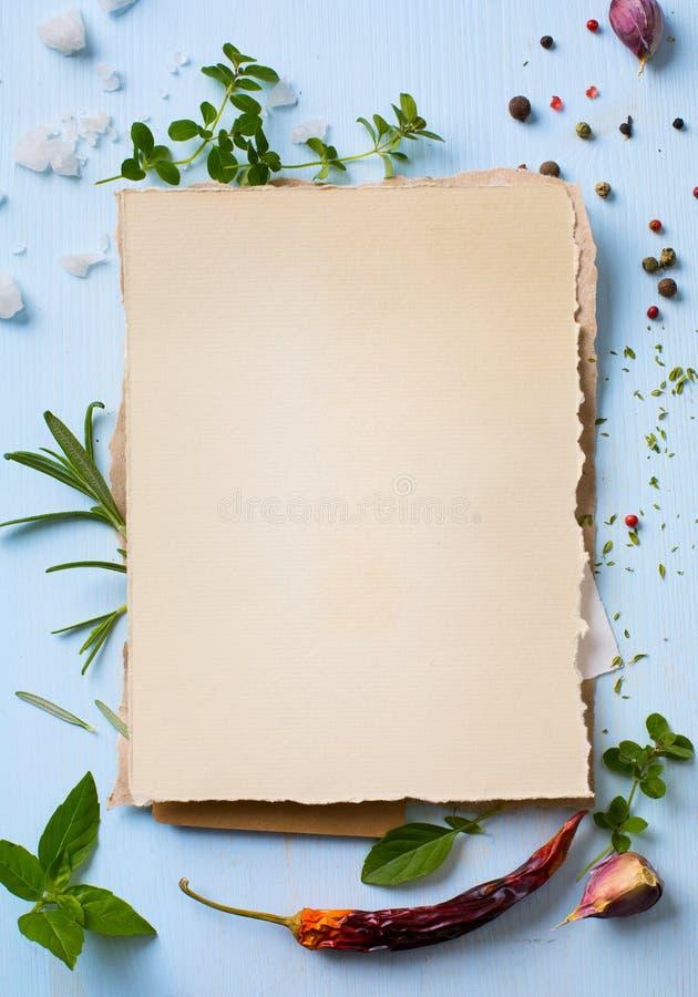 艺术意大利自创菜单食物背景;餐馆星期 库存照片