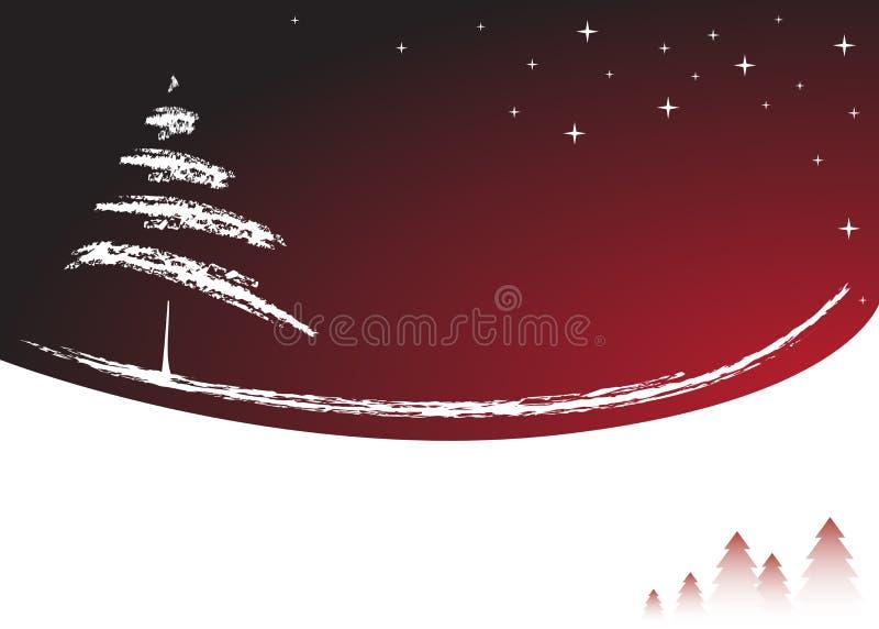 节假日结构树 皇族释放例证