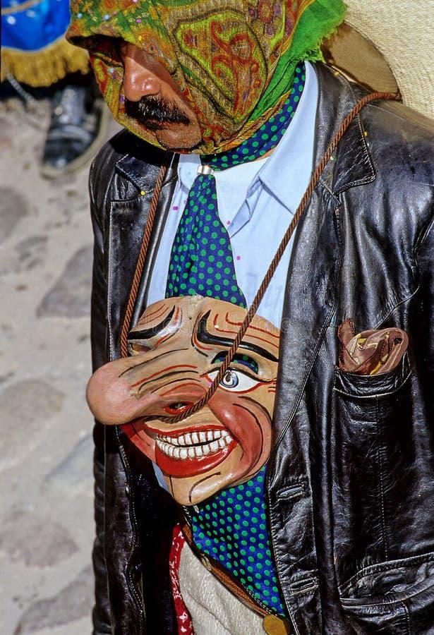 节日秘鲁 库存图片