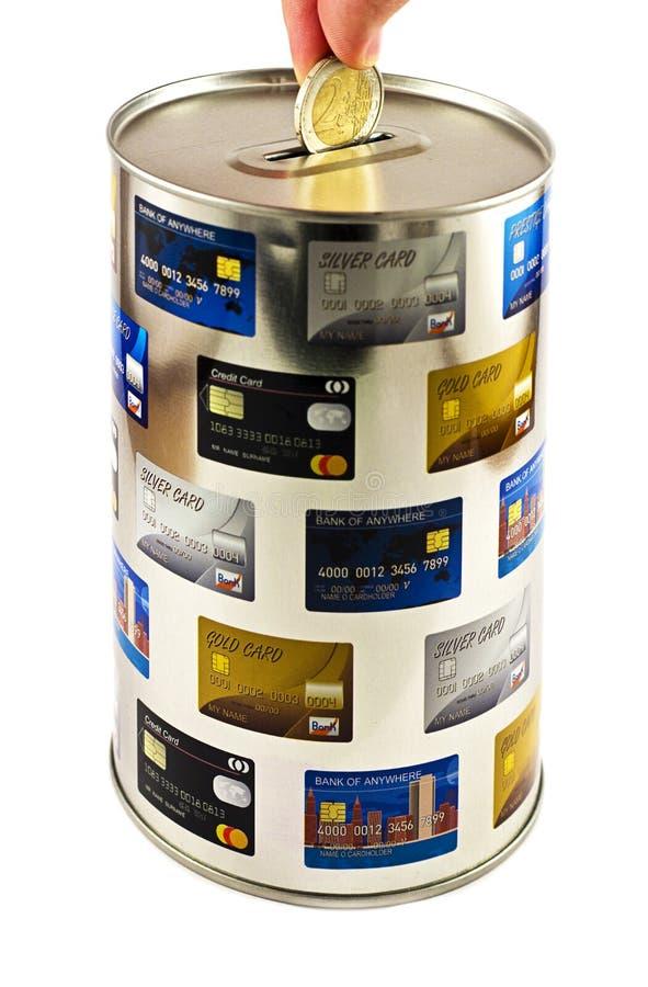 节省额货币一个更好的远期 免版税库存照片