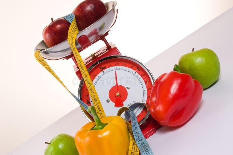 节食健康 库存图片