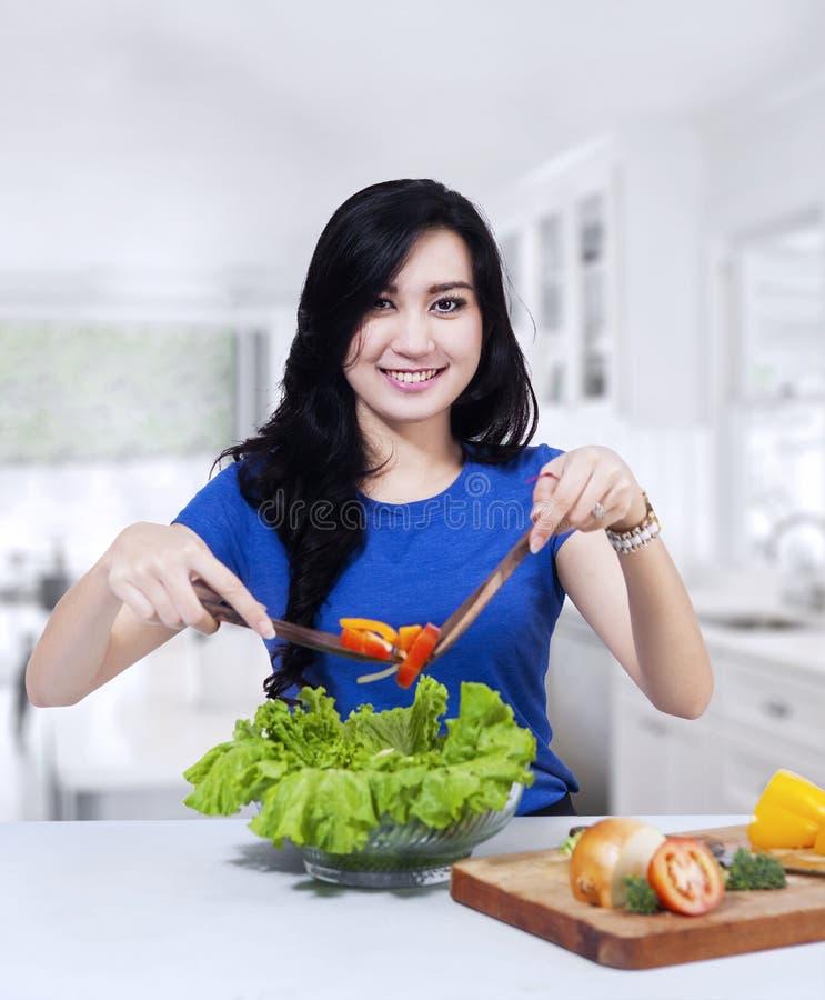 节食的概念 免版税库存图片