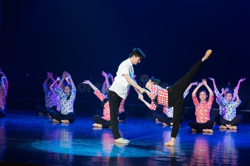 芒廷村婚礼8丁香舞蹈戏曲 免版税图库摄影