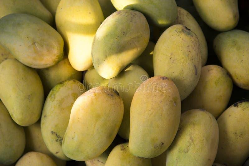 芒果甜点 免版税库存照片
