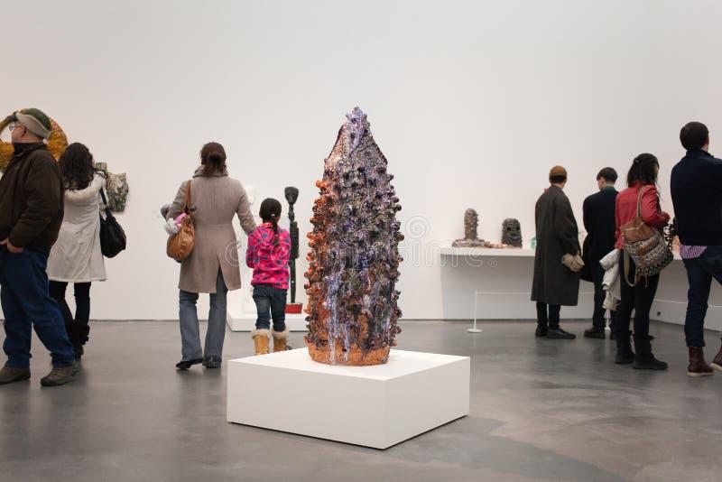 芝加哥美术馆 免版税库存图片