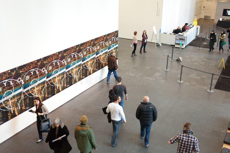 芝加哥美术馆 免版税库存照片