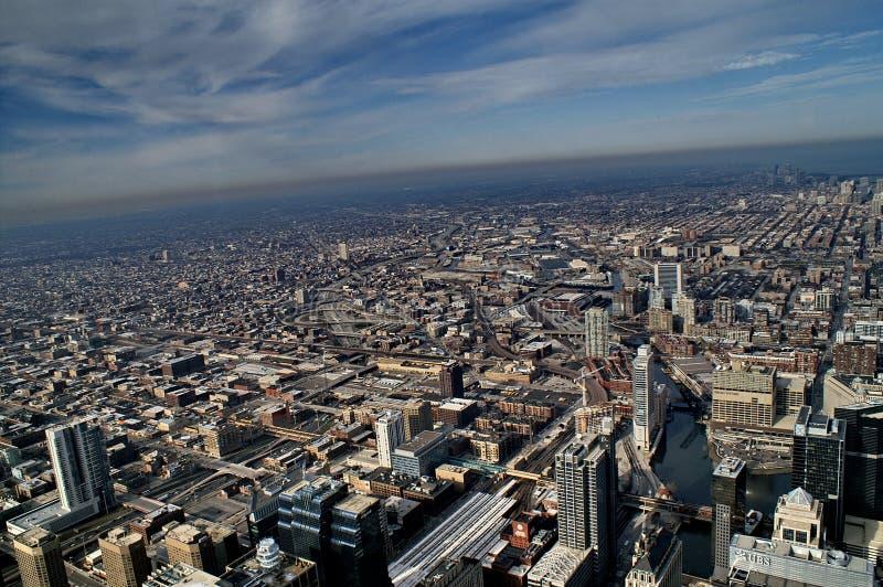 芝加哥 库存图片