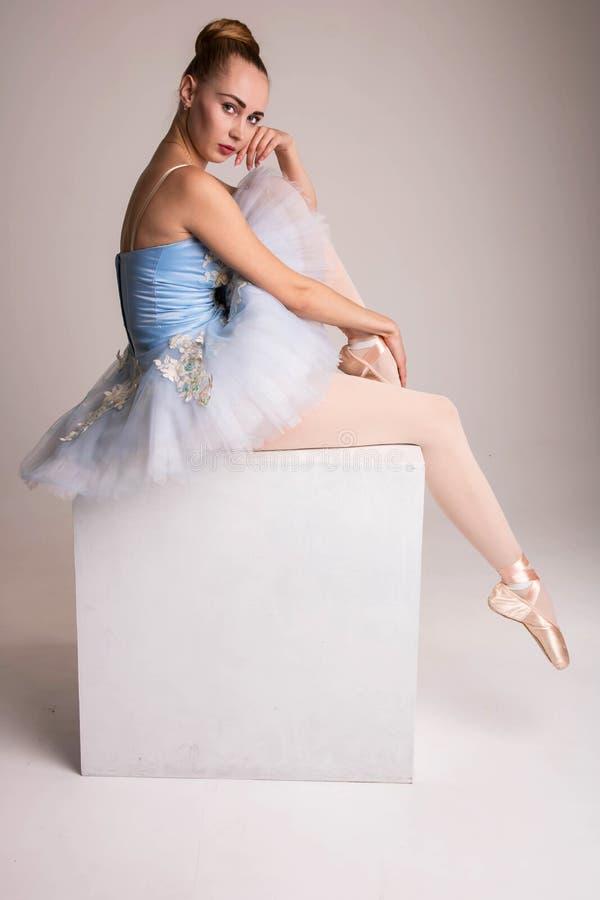 芭蕾作为艺术 免版税库存照片