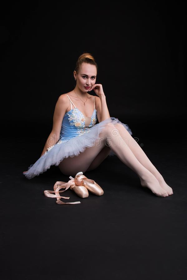 芭蕾作为艺术 库存图片