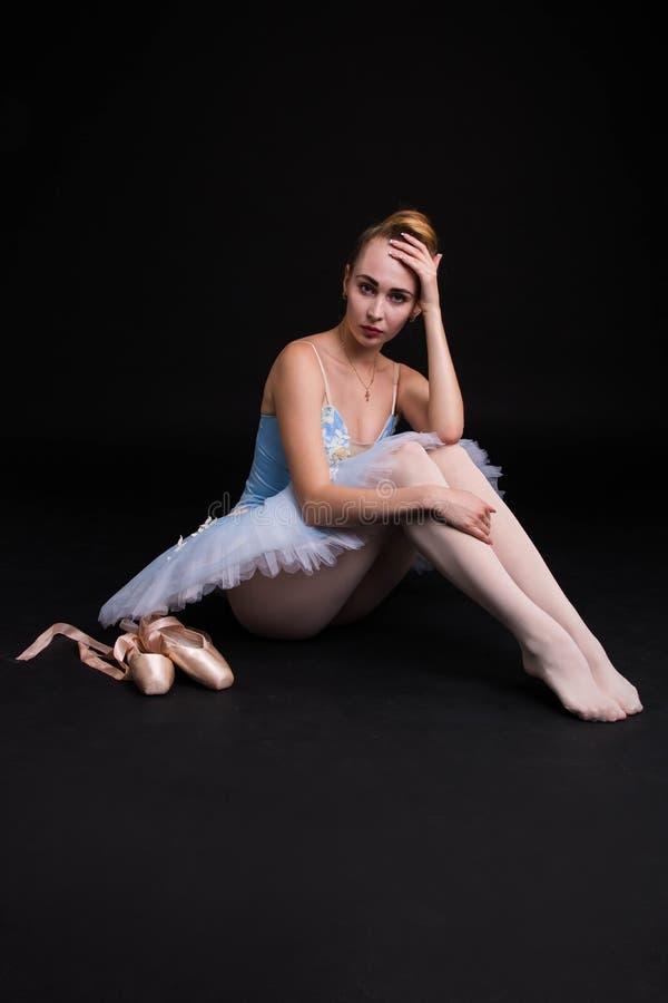 芭蕾作为艺术 图库摄影