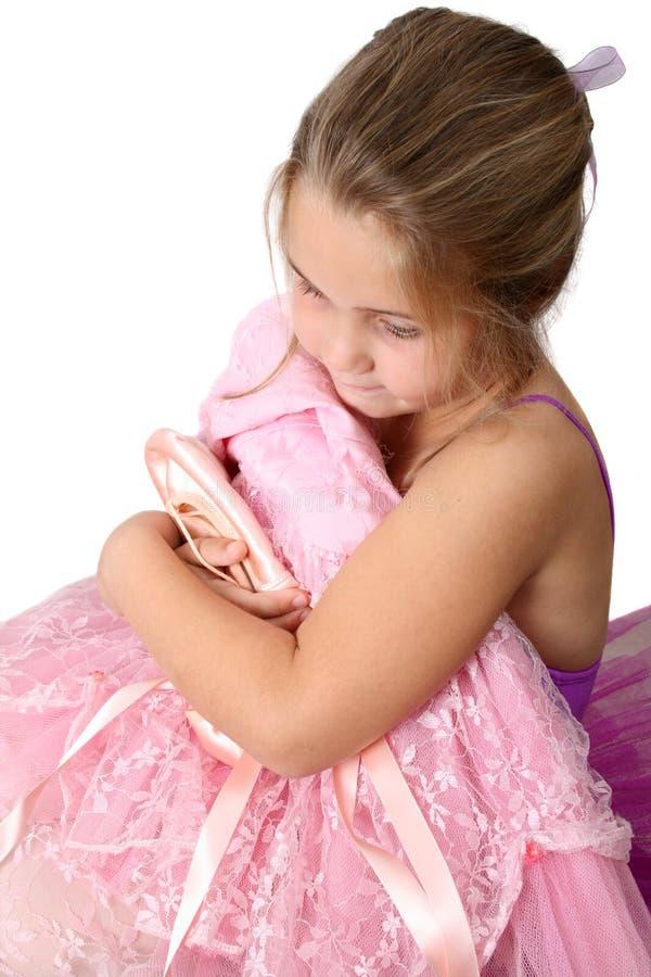 芭蕾女孩 图库摄影