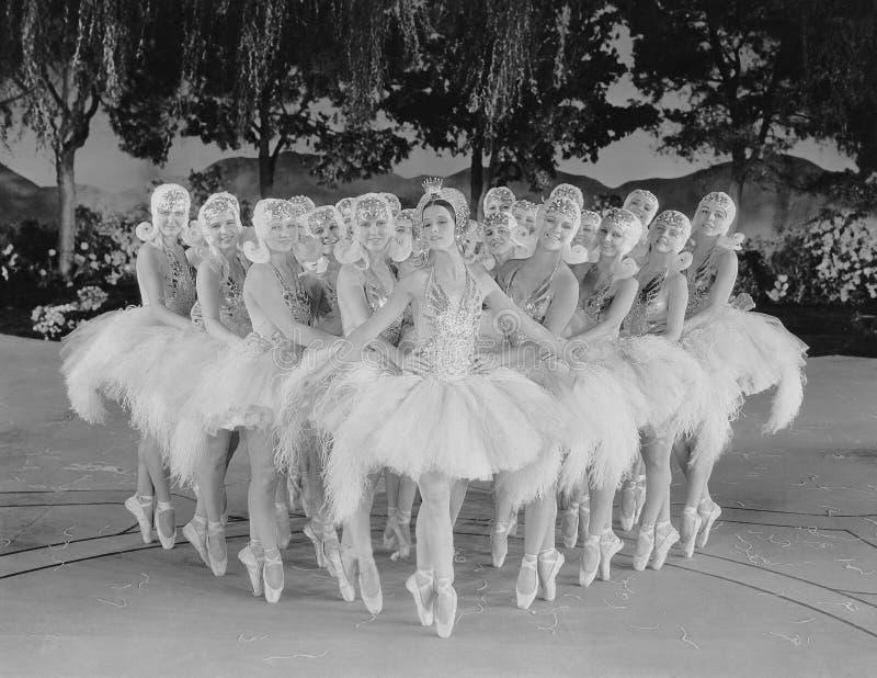 芭蕾舞女演员(所有人被描述不更长生存,并且庄园不存在 供应商保单将没有式样rele 库存照片