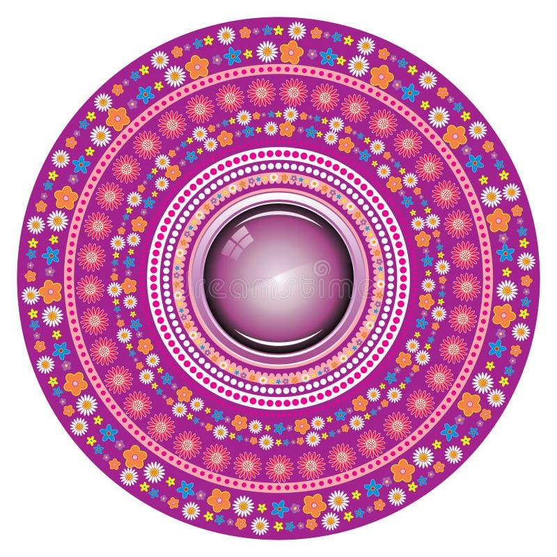 Download 花卉光盘 向量例证. 插画 包括有 绿色, 艺术, 设计, 白兰地酒, 五彩纸屑, 光盘, 流行音乐, 粉红色 - 22356668