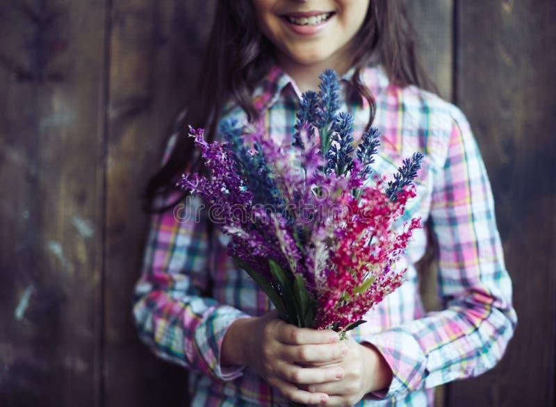 花卉束 免版税库存照片