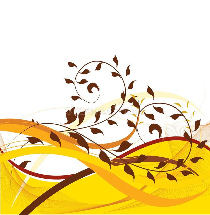 Download 花卉秋天背景 向量例证. 插画 包括有 颜色, 抽象, 油漆, 靠山, 叶子, 漩涡, 现代, 工厂, beautifuler - 15683720