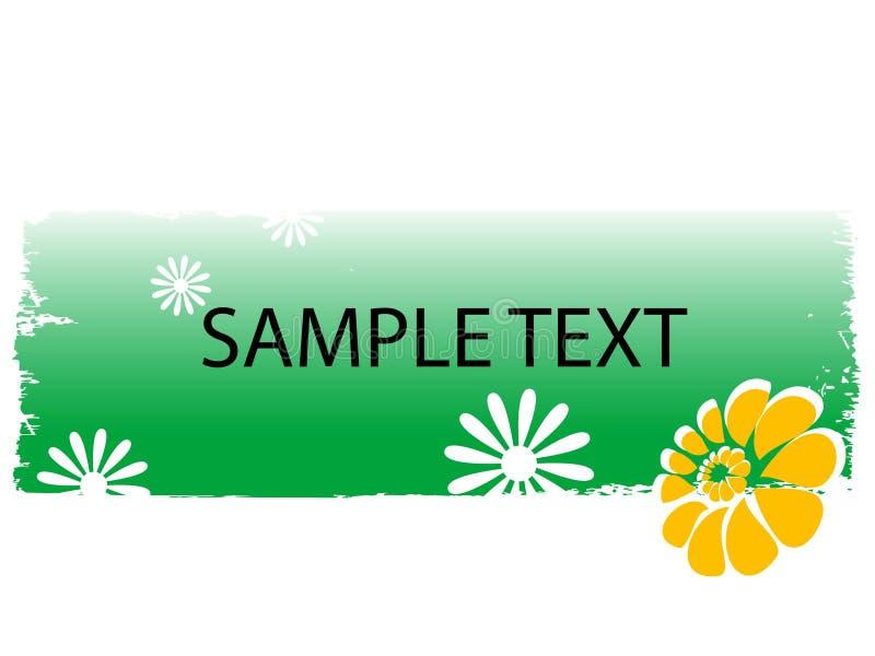 花卉纹理 免版税库存照片