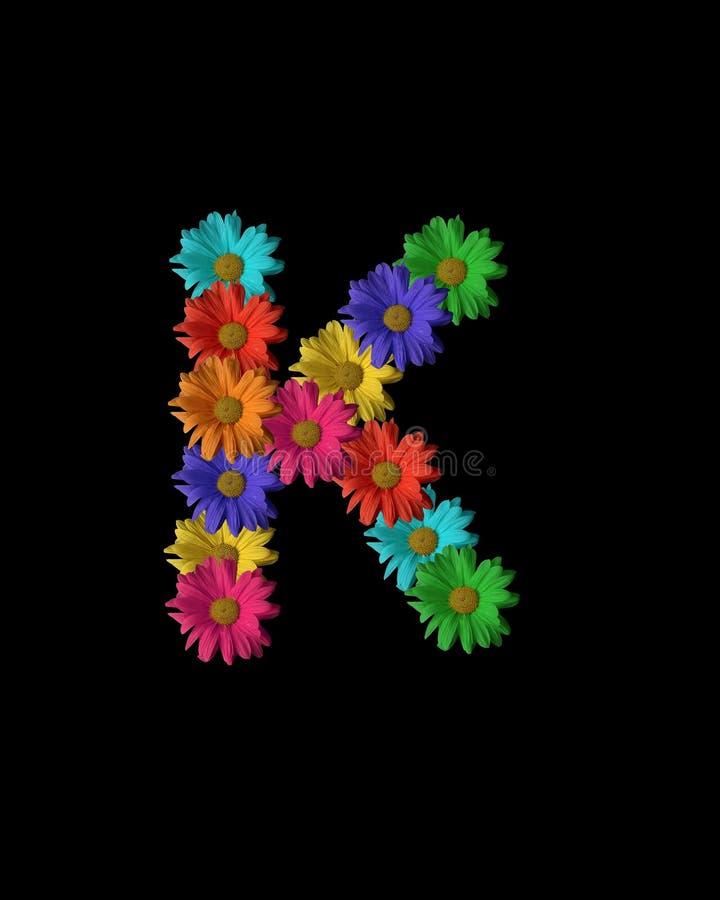 花卉k 库存照片