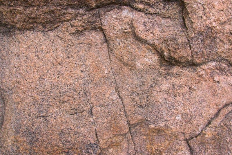 花岗岩岩石特写镜头纹理  图库摄影