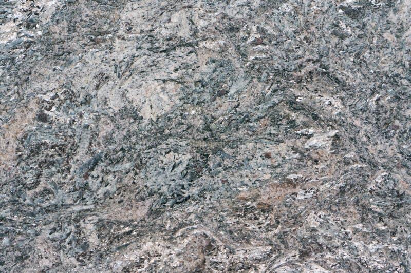 花岗岩岩石纹理特写镜头1 免版税库存图片