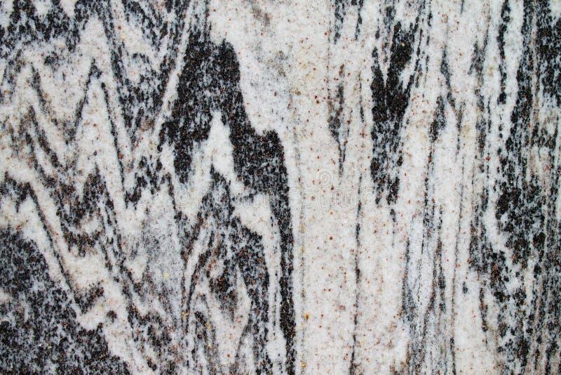 花岗岩纹理-设计线灰色无缝的石摘要 免版税库存照片