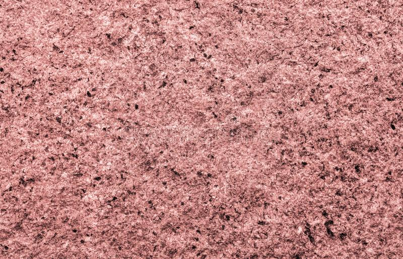 花岗岩背景关闭 模板或嘲笑的明亮的坚硬桃红色花岗岩岩石纹理  库存照片